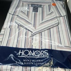 Honors Mens Pajama Set